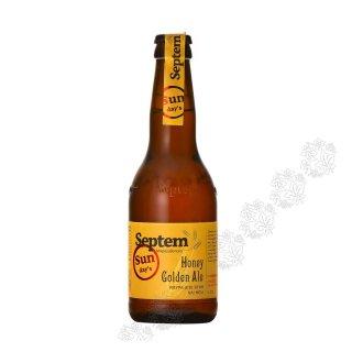 SEPTEM SUNDAY'S HONEY GOLDEN ALE