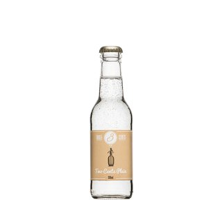 TWO CENTS PLAIN Sparkling Water