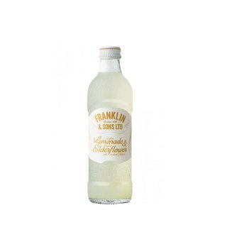 FRANKLIN & SONS LEMON & ELDERFLOWER
