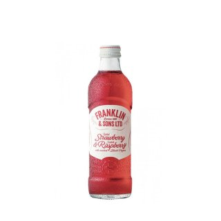 FRANKLIN & SONS STRAWBERRY & RASPBERRY
