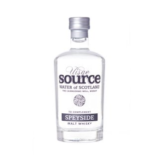 UISGE SOURCE SPEYSIDE WATER
