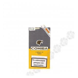 COHIBA SIGLO VI X 1 CIGAR